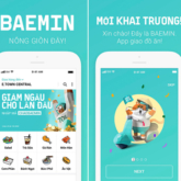 """""""BAEMIN"""" – ứng dụng đặt đồ ăn hàng đầu tại Hàn Quốc đã đến Việt Nam"""