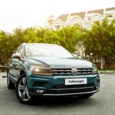 Volkswagen ra mắt chiếc Touareg One Million đặc biệt về Việt Nam vào năm sau