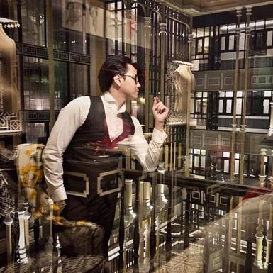 """NTK Nguyễn Thế Trung ra mắt thiết kế Boutique Hotel độc đáo lấy cảm hứng từ """"Alice In The Wonderland"""""""