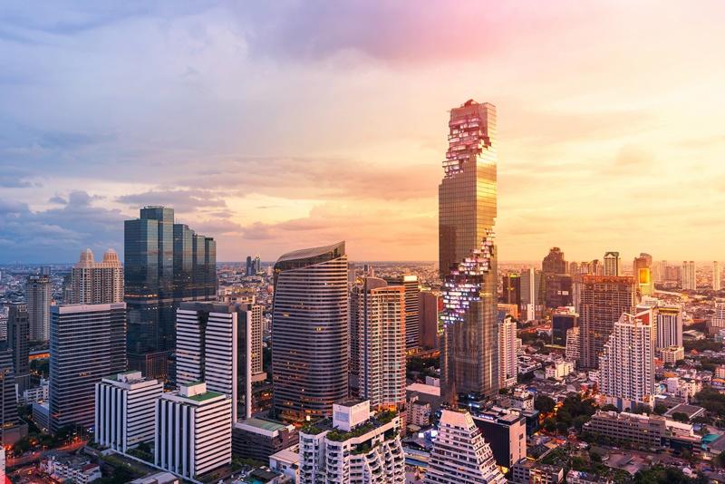 ritz carlton residences can ho thai lan thailand