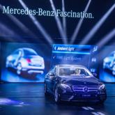 Mercedes-Benz Fascination 2019 đầy cảm xúc với 3 phiên bản E-Class mới