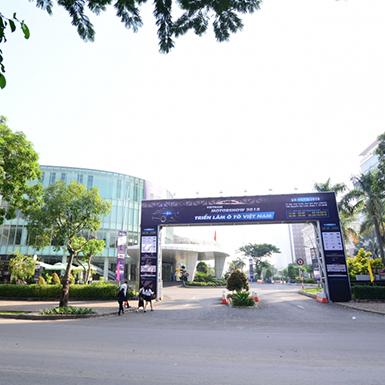 Triển lãm Ô tô Việt Nam 2019 quy tụ 14 thương hiệu lớn