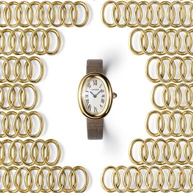 """""""Cực phẩm"""" Baignoire của Cartier """"đốn tim"""" phái đẹp với thiết kế thanh lịch"""