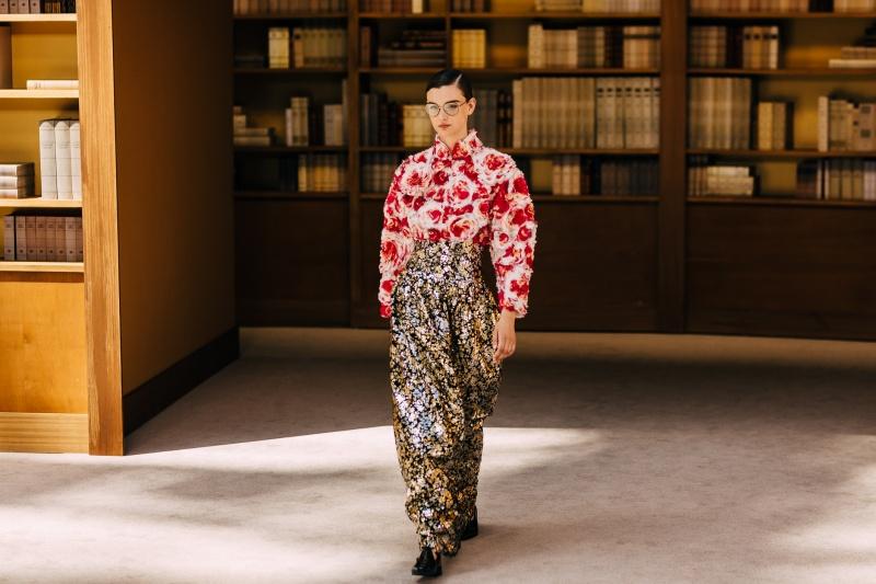 chanel, haute couture, thu đông 2019