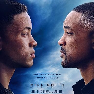 """Tài tử Will Smith đối đầu gay cấn với """"bản sao"""" trong siêu phẩm của đạo diễn lừng danh Lý An"""