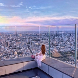 """6 cái tuyệt của King Power Mahanakhon – """"thiên đường"""" check-in mới của du khách khi đến Thái Lan"""