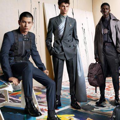 """Ngây ngất trước vẻ đẹp của """"team"""" Dior Men trong chiến dịch quảng cáo Thu Đông 2019"""