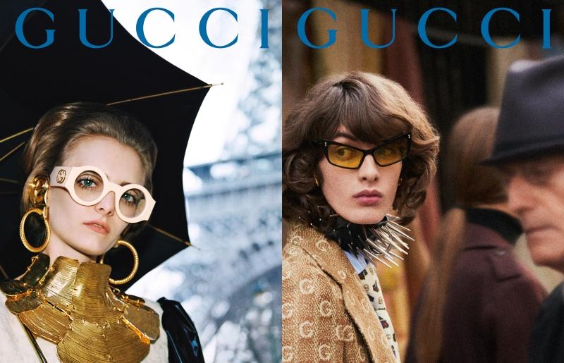 gucci, prêt-à-porter, thời trang, chiến dịch, thu đông 2019, bộ sưu tập, aelssandro michele, glen luchford