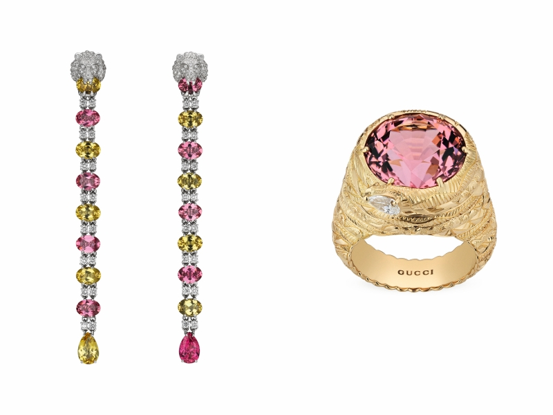 gucci, high jewellery, trang sức, cao cấp, place vendome, alessandro michele