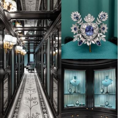 Gucci mở cửa thế giới trang sức cao cấp với những tuyệt tác đỉnh cao tại Place Vendome