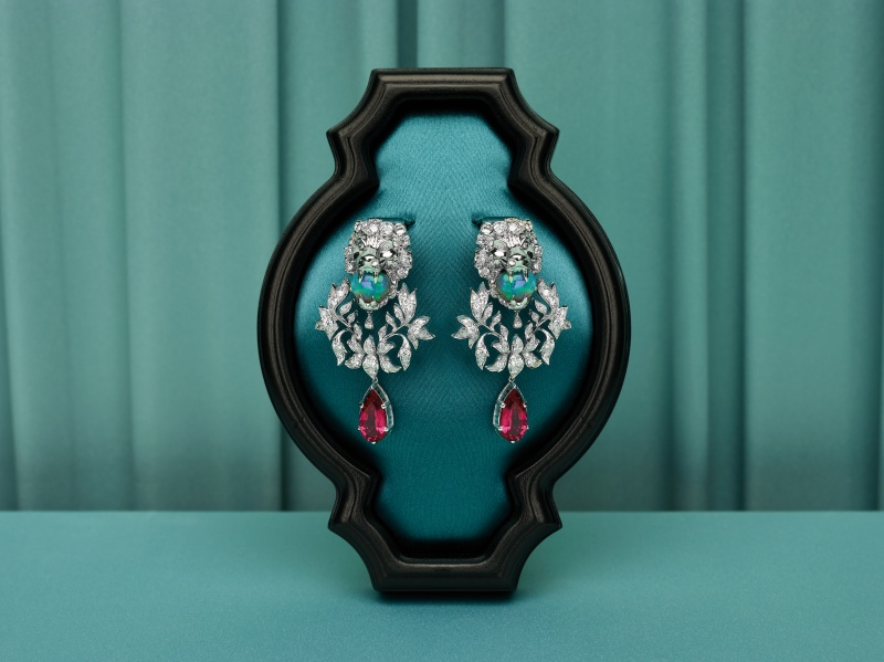 gucci, high jewellery, trang sức, cao cấp, place vendome