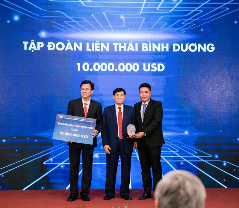 ippg, 10 triệu usd, quỹ phát triển, đại học quốc gia tp.hcm
