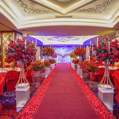 Thăng hoa cảm xúc trong ngày trọng đại tại khách sạn Windsor Plaza