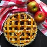 Bánh táo – Hương vị hoàn hảo cho chiều mưa bên cạnh người thương