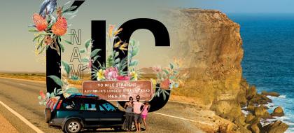 Hành trình vạn dặm vượt sa mạc huyền bí ở Nam Úc