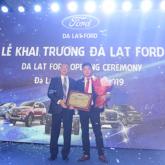 Ford khai trương đại lý Đà Lạt Ford tiêu chuẩn 5S