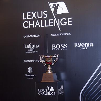 Lexus Việt Nam chính thức tổ chức giải golf Lexus Challenge 2019
