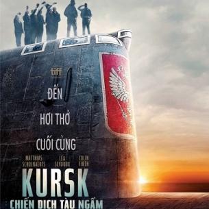 """""""Kursk: Chiến dịch tàu ngầm"""": Nỗi đau nước Nga tái hiện trên màn ảnh rộng"""
