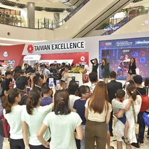 Trải nghiệm các sản phẩm đặc biệt trong ngày hội Taiwan Excellence 2019