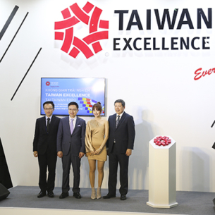 Không gian trải nghiệm cuộc sống tại triển lãm Taiwan Expo 2019 ở Hà Nội