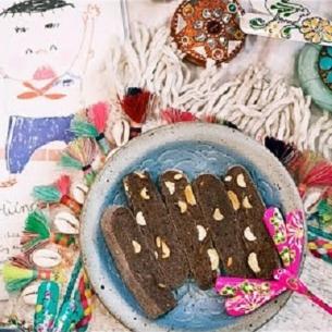 Chè lam – hương vị ngọt ngào cho buổi chiều mưa gió