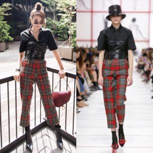 Hãy quên gợi ý từ sàn catwalk mà xem Thanh Hằng phối đồ Dior Thu Đông 2019 xuất sắc như thế nào