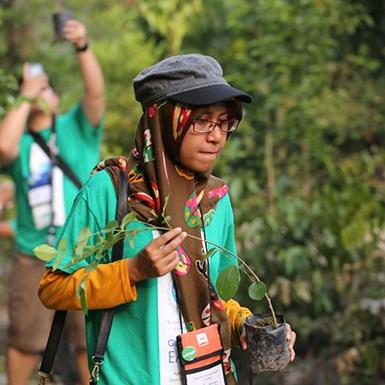 """Học sinh, sinh viên ở Philippines được yêu cầu """"trồng ít nhất 10 cây xanh"""" trước khi tốt nghiệp"""