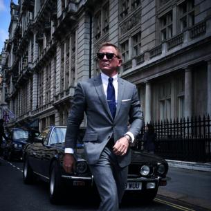 Daniel Craig thủ vai James Bond lần cuối trong tập phim thứ 25 về Điệp viên 007
