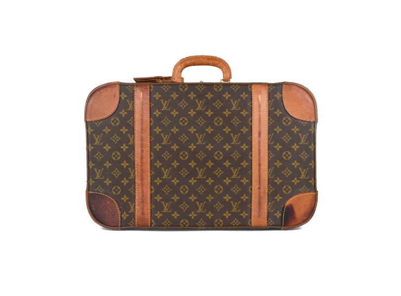 louis vuitton, mini luggage, châu bùi, khánh linh, the face