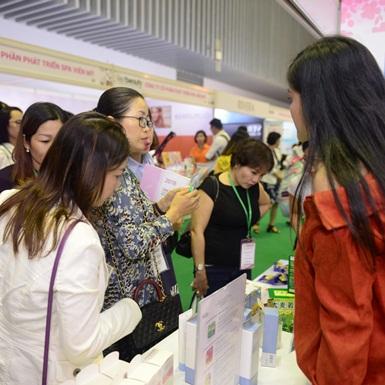 Hơn 450 thương hiệu sẽ xuất hiện trong triển lãm làm đẹp lớn nhất Việt Nam Mekong Beauty & Vietbeauty