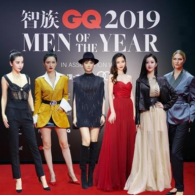"""Angelababy, Karlie Kloss và dàn """"nam thần"""" Cbiz hội tụ trên thảm đỏ sự kiện GQ Thịnh Điển 2019"""