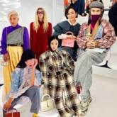 """Châu Bùi – Decao khẳng định vị thế fashionista quốc tế, """"đọ"""" phong cách với dàn sao trên hàng ghế đầu show diễn Gucci Xuân Hè 2020"""
