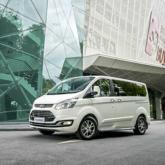 MPV 7 chỗ cao cấp Ford Tourneo chính thức ra mắt khách hàng Việt