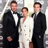 Gia đình Beckham chiếm trọn hào quang trên thảm đỏ lễ trao giải GQ Men of The Year 2019