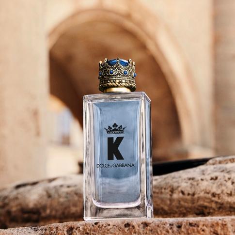 Chuẩn mực nam tính trong nước hoa K by Dolce & Gabbana