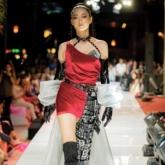 Hoa hậu Lương Thùy Linh lần đầu catwalk đã được chọn làm vedette