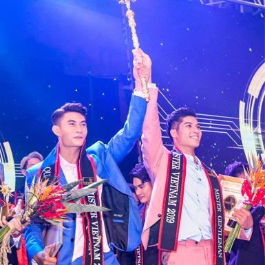 Mister Việt Nam 2019 bất ngờ có 2 Quán quân cùng sở hữu quyền trượng