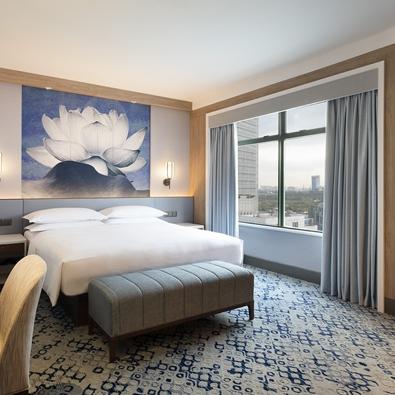 Sheraton Saigon Hotel & Towers giới thiệu dãy phòng mang diện mạo mới