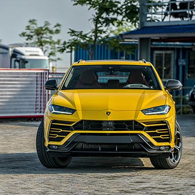 Mẫu SUV Lamborghini Urus nhanh nhất thế giới về tay khách hàng Việt