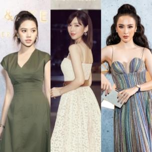 """Màn """"so găng"""" phong cách thú vị của Angela Phương Trinh, Min và Jolie Nguyễn"""