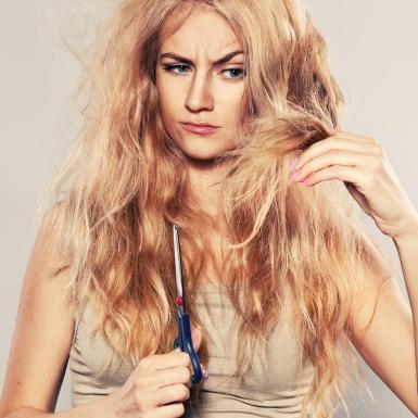 Serum ngăn ngừa tóc hư tổn không thể bỏ qua