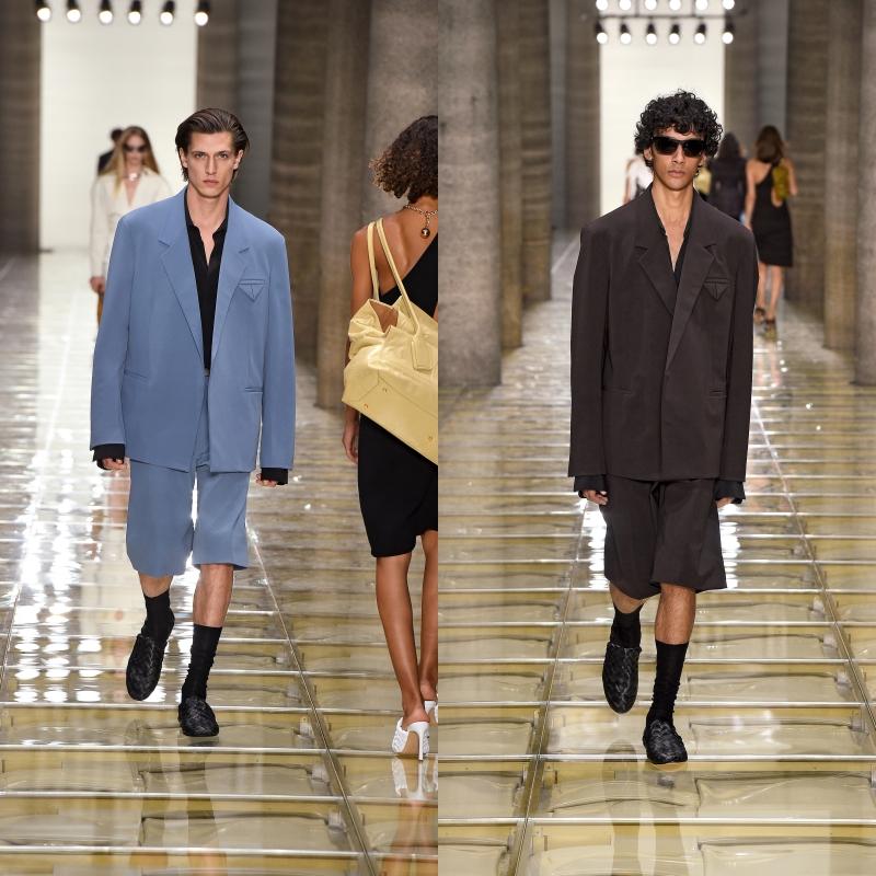 bottega veneta, xuân hè 2020, milan fashion week, bộ sưu tập, daniel lee