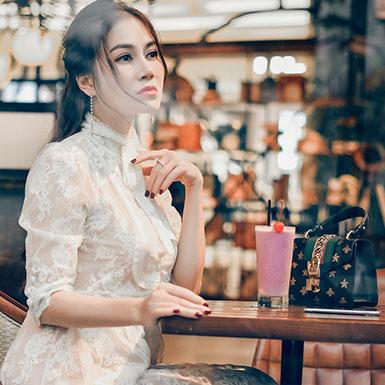 Hoa hậu Áo dài 2019 Tuyết Nga từng bị trầm cảm vì áp lực nổi tiếng