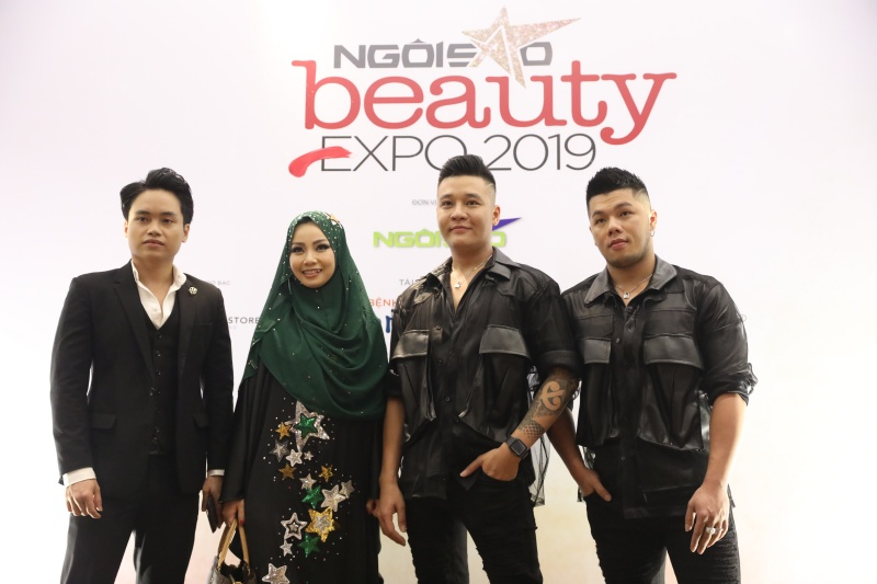 ngoi sao, beauty expo 2019, chi pu