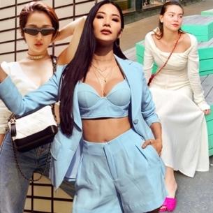 """Mỹ nhân Việt khoe street style sành điệu """"hết nấc"""" trong tuần nghỉ lễ"""