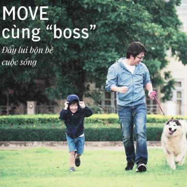 Tạo lập thói quen năng vận động thật dễ dàng cùng ManulifeMOVE