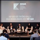 Giải thưởng KOHLER Bold Design Awards được kỳ vọng truyền cảm hứng cho ngành thiết kế xây dựng