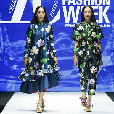 Aquafina Tuần lễ Thời trang Quốc tế Việt Nam sẽ diễn ra tại Hà Nội