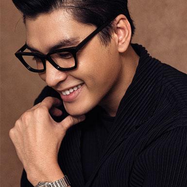Trần Quang Đại: Đàn ông đẹp khi gọn gàng, tươm tất
