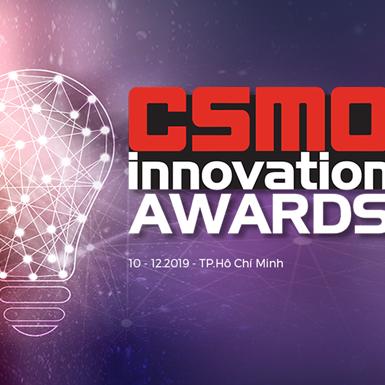 CSMO Innovation Awards 2019: tôn vinh sáng tạo, đổi mới trong ngành Sales và Marketing